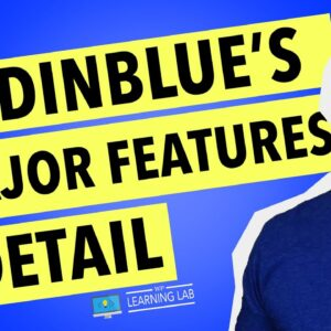Complete Sendinblue Email Marketing Tutorial (Covering All Features)