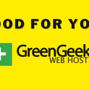 Is GreenGeeks hosting good for you?