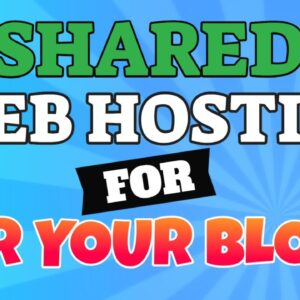 Is Shared Hosting a Good Option for a Blog