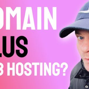 Should I get my Domain Name with Web Hosting