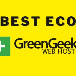 What is the Best Eco Web Hosting Website?