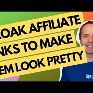 How To Cloak Affiliate Links In WordPress For Free - With A Plugin And Without