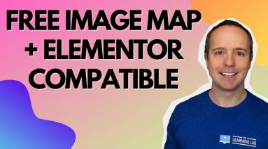 How To Create An Image Map In WordPress & Elementor - Responsive With Clickable Areas For Free