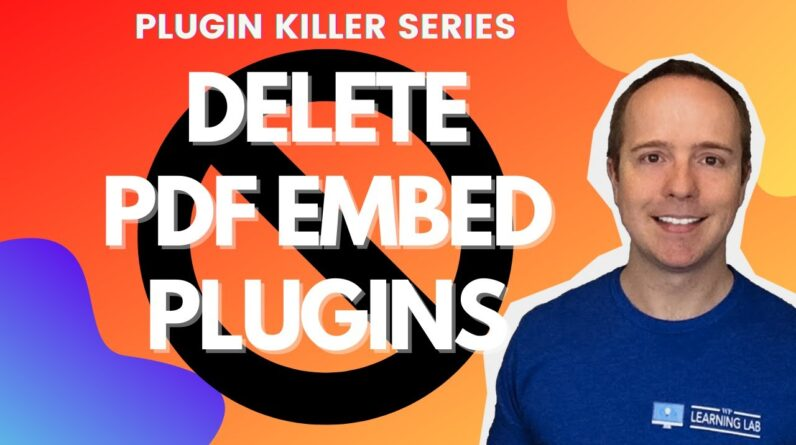 How To Embed A PDF In WordPress Without Using A Plugin