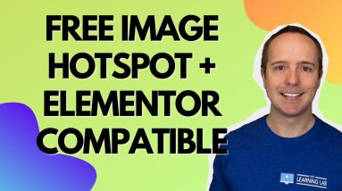 How To Create Hotspots On An Image For Free - Image Hotspot Plugin for WordPress - Elementor Safe